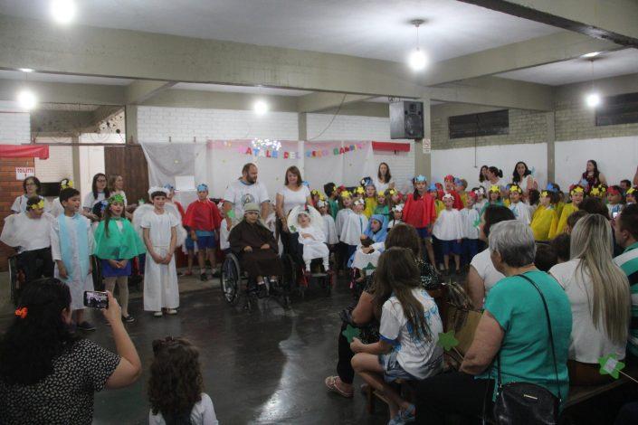 Escola General Rondon e Associação Anjos Unidos